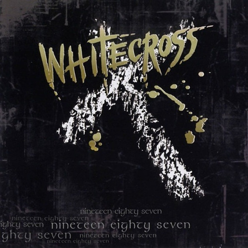 Cd Cd Whitecross Nineteen Eighty  Whitecross
