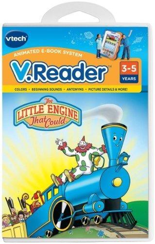 Cartucho De Libros Electrónicos Animados V.reader - El Peque