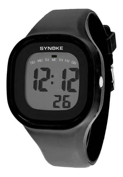 Relógio Esportivo De Led A Prova D