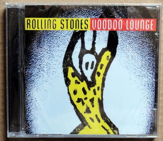 Cd The Rolling Stones - Voodoo Lounge Original Lacrado!!