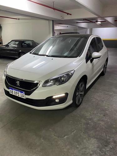 Peugeot 308 1.6 Feline Hdi 115cv Único Dueño