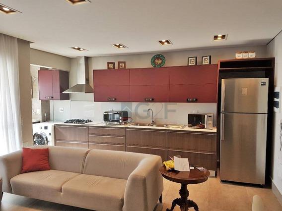 Apartamento Com 2 Dormitórios À Venda, 65 M² - Cambuí - Campinas/sp - Ap7714