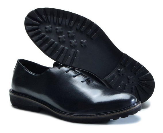 Sapato Masculino Social Casual Couro Legitimo Nobre Formatura Tamanho Especial 37x49 Lançamento Italiano Classico Luxo