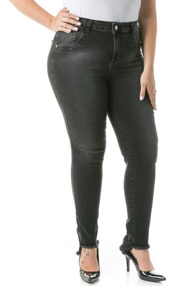 Kit 3 Calças Jeans Plus Size Promoção