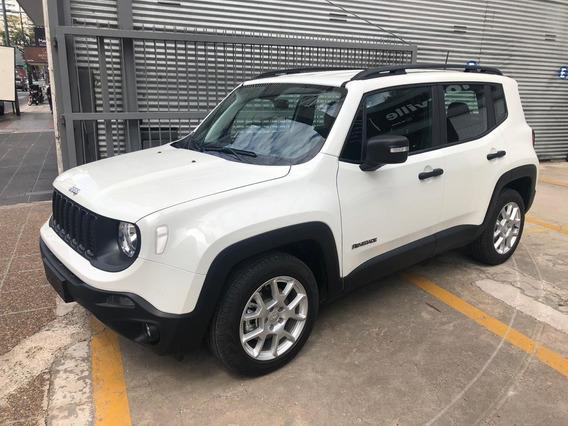 Jeep Renegade 1.8 Sport At 2020 0km Linea Nueva Vtasweb