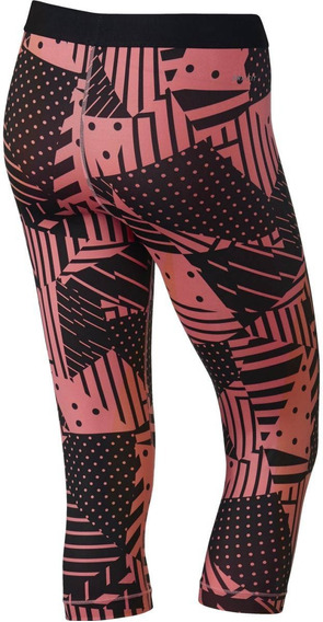 Nike Pro Dri-fit Leggins Capri Para Damas