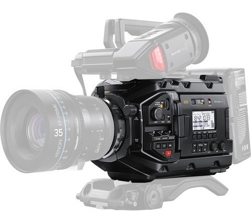 Blackmagic Design Ursa Mini Pro 4.6k G2 Digital Cinema Camer