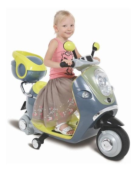 Mini Moto Scooter Cooper- Moto Eléctrica + Envio Gratis