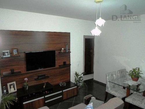 Imagem 1 de 12 de Apartamento Residencial À Venda, Vila Mimosa, Campinas - Ap14477. - Ap14477