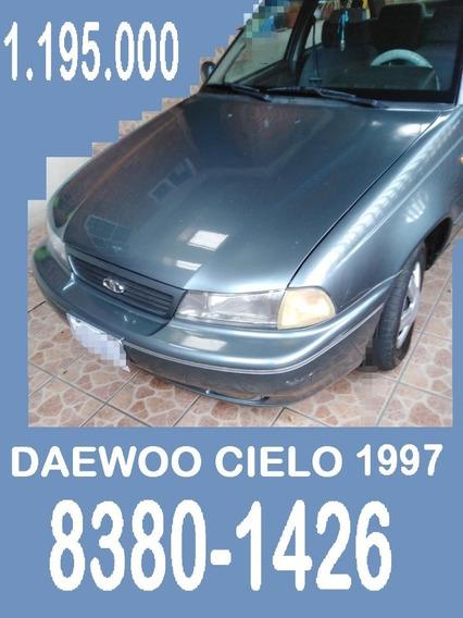 Daewoo Cielo Oportunidad..como Nuevo 1.195.000 Al 8380-1426