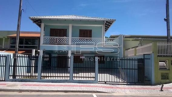 Casa Quadra Mar Pereque Porto Belo - 3353
