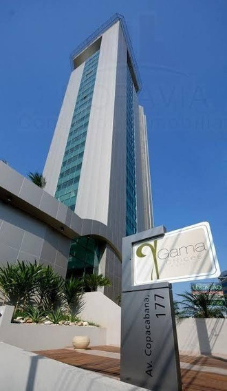 Sala À Venda, 42 M² Por R$ 300.000 - Empresarial 18 Do Forte - Barueri/sp - Sa0108