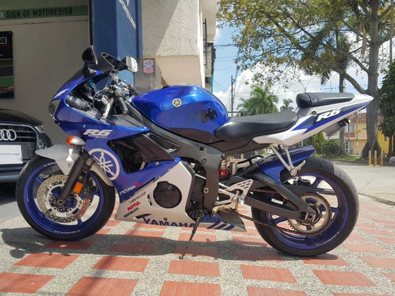 Yamaha Yzf R6s