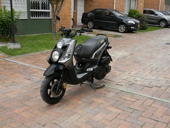 Yamaha Scooter At 125 Bwiss