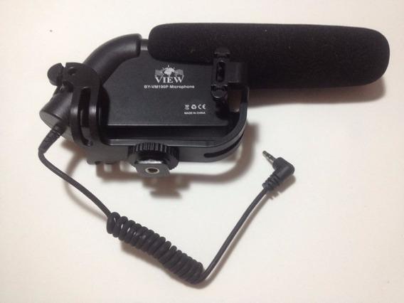 Microfone Shotgun World View By Vm 190p