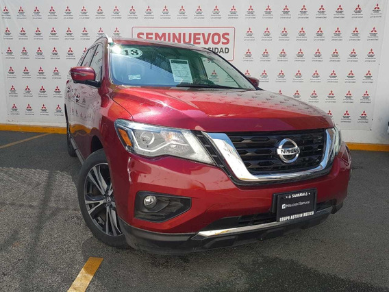 Nissan Pathfinder Exclusive Ta 2018