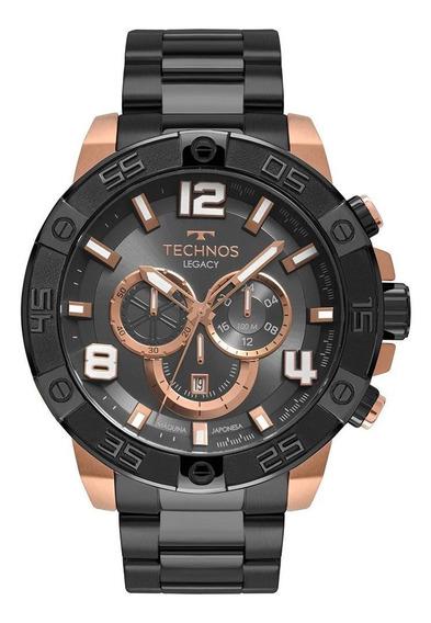 Relógio Masculino Technos Legacy Rose Os2abp/4c