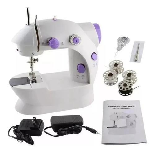 Imagen 1 de 1 de Mini Maquina De Coser Sewing Machine 4 En 1 Nueva