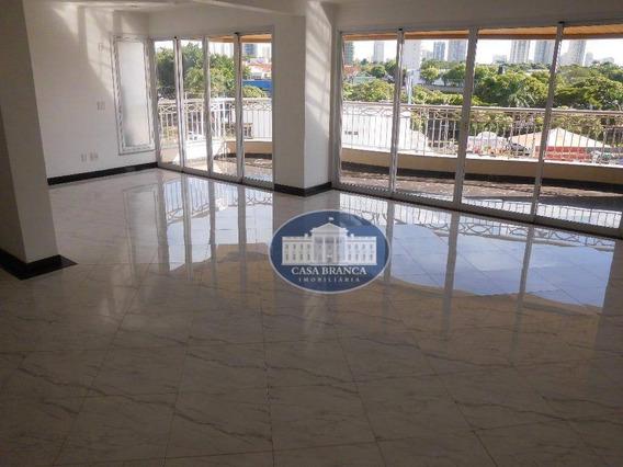 Apartamento Com 3 Dormitórios Para Alugar, 230 M² Por R$ 2.800/mês - Jardim Nova Yorque - Araçatuba/sp - Ap0732