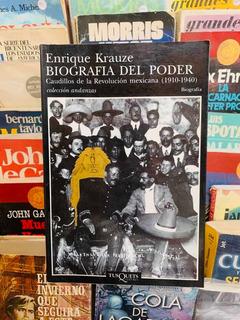 Biografía Del Poder Enrique Krauze