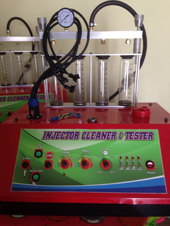 Maquina Limpia Inyectores