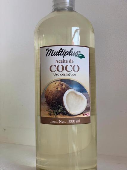 Aceite Multiplus De Coco 1 Lt.