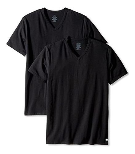 Calvin Klein Para Hombre De Algodon Tramo Multipack V Cuello