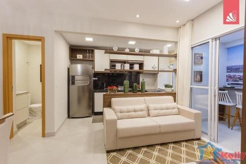 Apartamento - Venda - Condomínio Villa Europa - Presidente Prudente - Sp - 1997