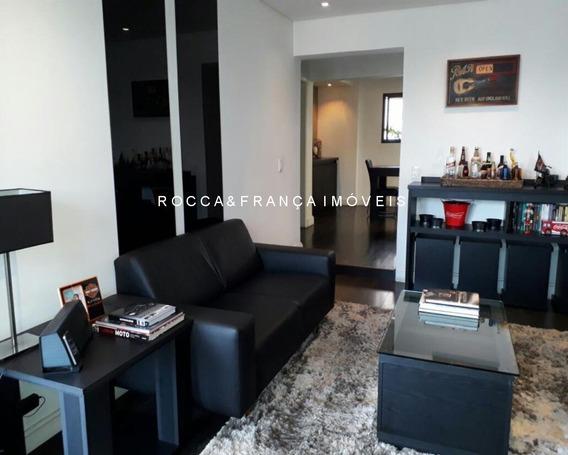 Apartamento Á Venda No Campo Belo - Ap03898