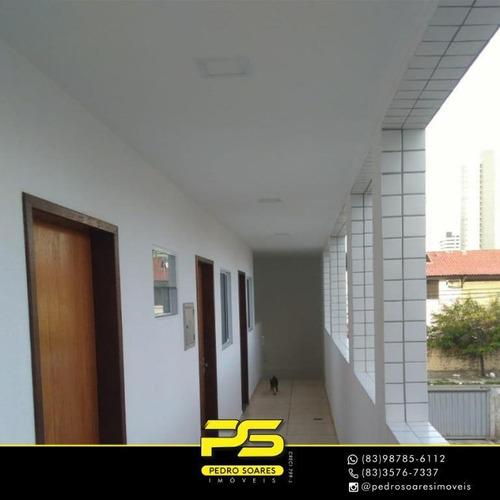 (oportunidade) Vendo Prédio Em Manaíra Com 8 Apartamentos Já Locados - Ap3329