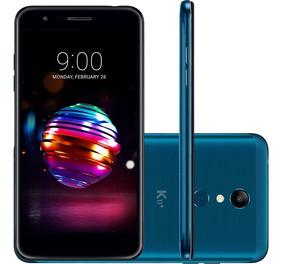 Celular Lg K11+ 32gb 5.3 Octa Core Câmera 13mp Azul
