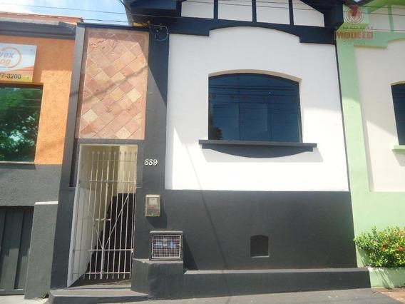 Casa Para Alugar, 80 M² Por R$ 2.600/mês - Alto - Piracicaba/sp - Ca0221