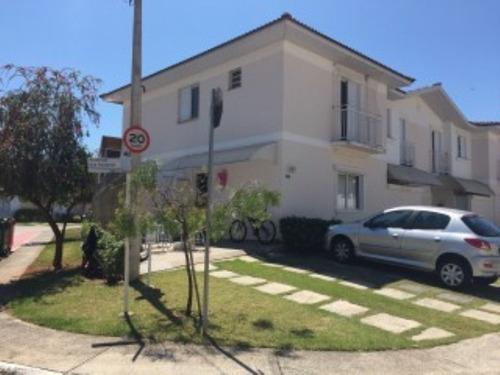 Casa Em Condomínio Fechado, Garden Resort, Jundiaí - Ca07357 - 4258062
