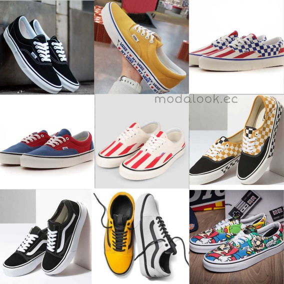 Zapatos Vans Old Skool Authentic , Harry Potter, North Face
