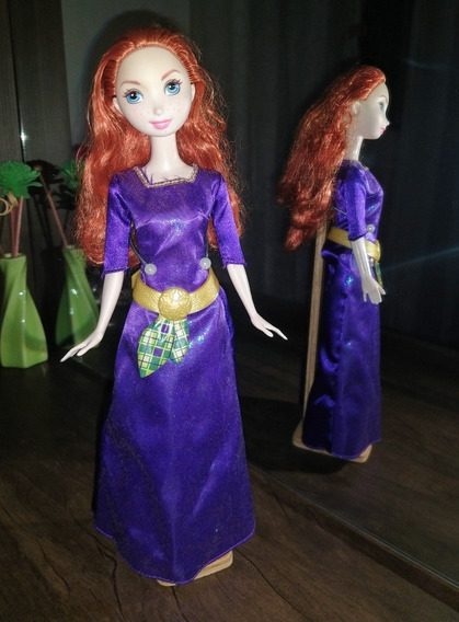 Princesa Mérida Mattel
