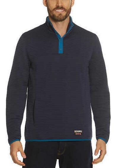 Snap Front Pullover, Gerry Original, Talla M Envío Gratis!