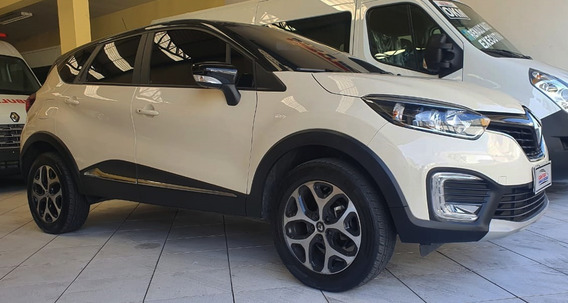 Renault Captur Intense 2019 Usada