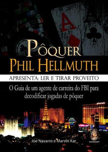 Imagem 1 de 1 de Pôquer Phil Hellmuth Apresenta: Ler E Tirar Proveito