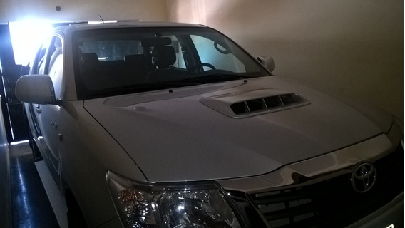 Toyota Hilux Dx Pack 4x2 D/c 2.5 120 Cv Titular Vende.