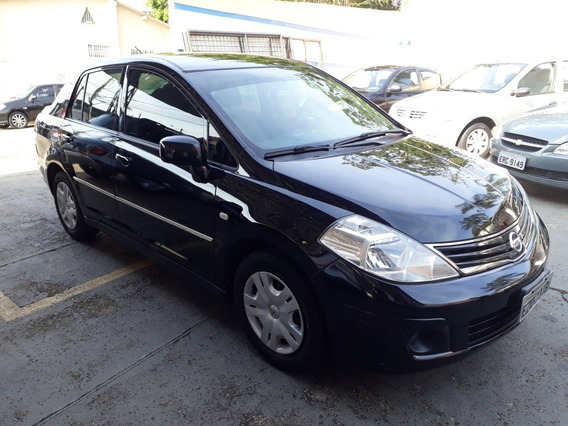 Nissan Tiida 1.8 Sedan 2012 Conservado