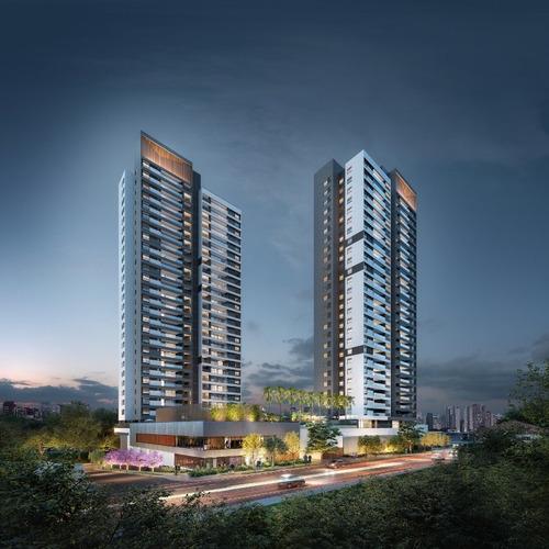 Apartamento Residencial Para Venda, Brooklin Paulista, São Paulo - Ap7251. - Ap7251-inc