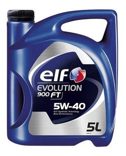 Aceite Para Motor Total Evol 900 5w40 4 Litros