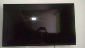 Tv Led Lg 49 Polegadas ( 49lb5500 ) Tela Trincada