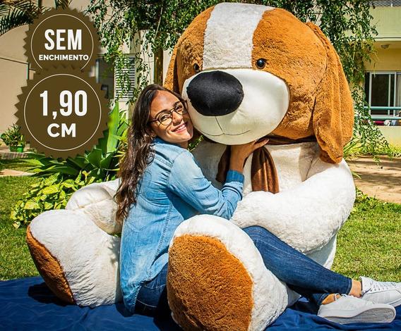 Cachorro Gigante Pelucia 190 Cm (sem Enchimento)