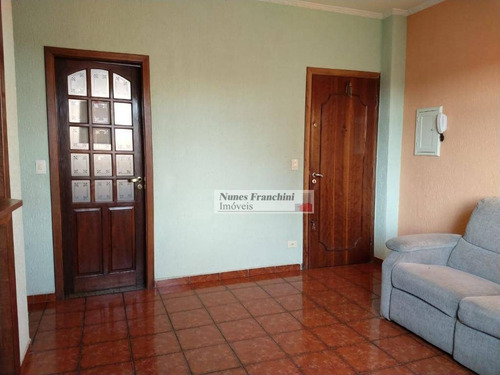 Apartamento À Venda, 92 M² Por R$ 350.000,00 - Parque Mandaqui - São Paulo/sp - Ap7262
