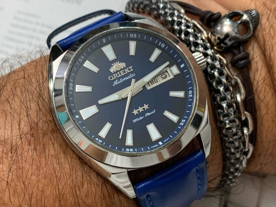 Orient 469ss045 3 Star Automatic Wr
