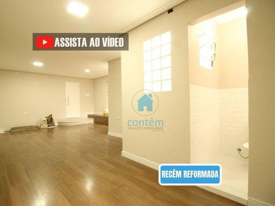 Sa0032- Sala Para Alugar, 40 M² Por R$ 1.400/mês - Jardim Das Flores - Osasco/sp - Sa0032