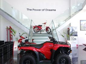 Trx 420 Tm 0km Honda Motopier Atv Sh