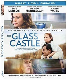 Blu Ray The Glass Castle Dvd N Watts Original