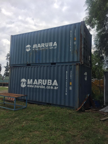 Containers Marítimos Contenedores Chaco 40' Hc Usados